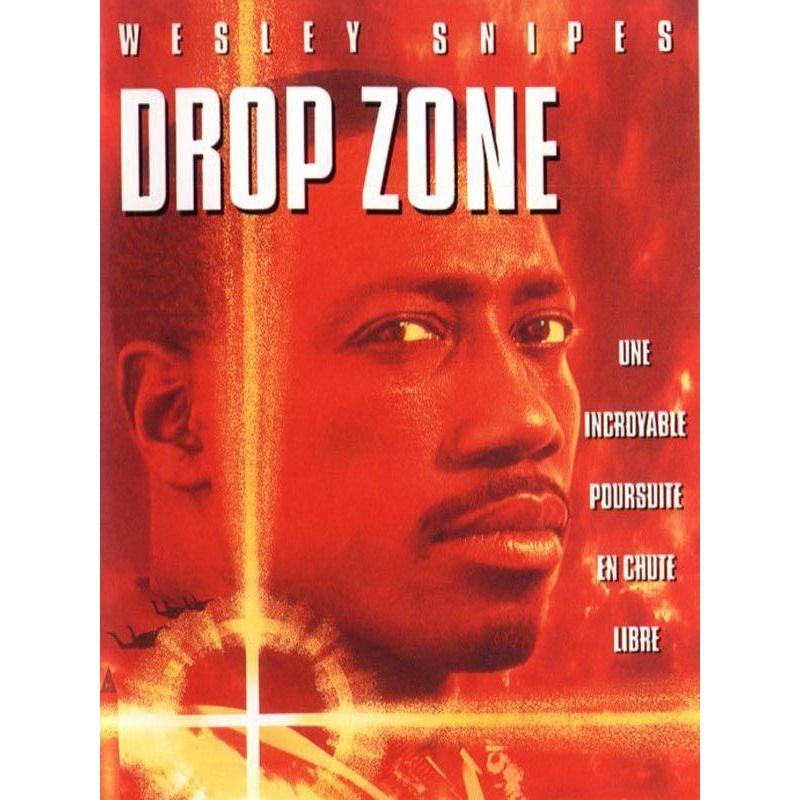 Affiche Drop Zone (de John Badham)