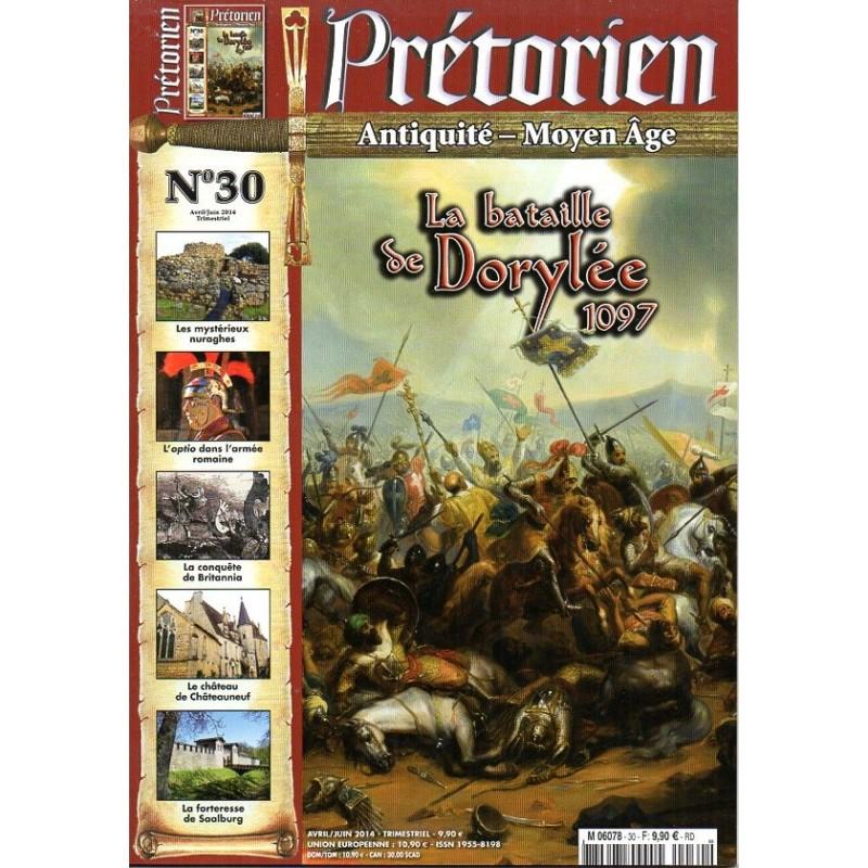 Prétorien n° 30 - La Bataille de Dorylée 1097