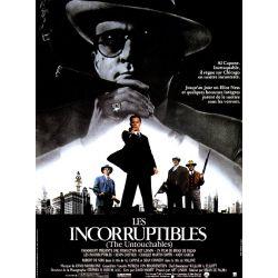 Affiche Les Incorruptibles (de Brian De Palma avec Sean Connery)
