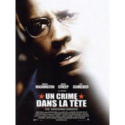 Affiche Un Crime dans la Tête (Denzel Washington)