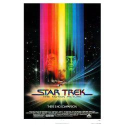 Affiche Star Trek, le Film (William Shatner, Leonard Nimoy)