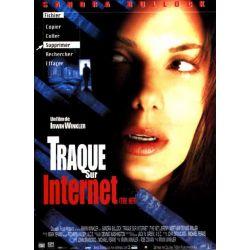 Affiche Traque sur Internet (Sandra Bullock)