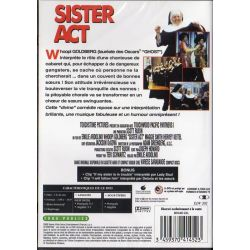 Sister Act (Whoopy Goldberg) - DVD Zone 2