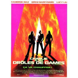 Charlie et ses Drôles de Dames (Cameron Diaz) affiche film