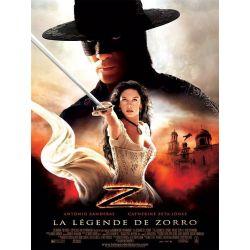 Affiche La Légende de Zorro (avec Antonio Banderas)