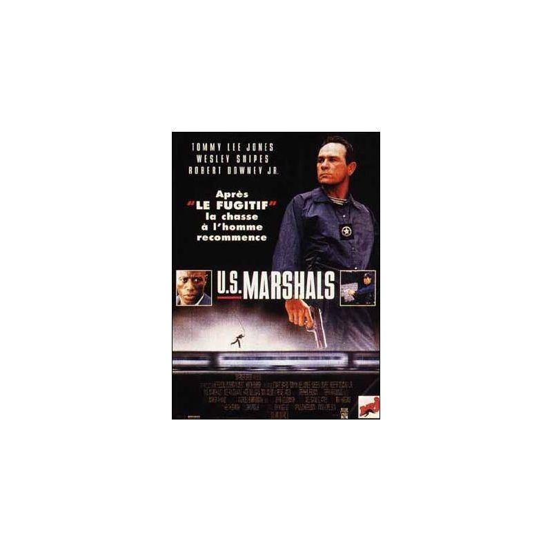 Affiche U.S. MARSHALS (Tommy Lee Jones)