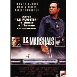 Affiche U.S. MARSHALS (Tommy Lee Jones)