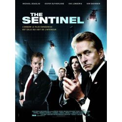 Affiche The Sentinel (Michael Douglas)