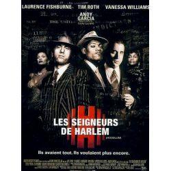 Affiche Les Seigneurs de Harlem (Laurence Fishburne)