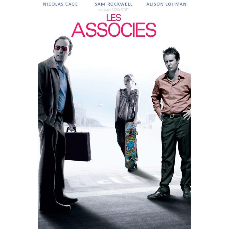 Affiche Les Associés (de Ridley Scott avec Nicolas Cage)
