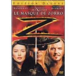 Le Masque de Zorro (Antonio Banderas) - DVD Zone 2