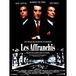 Affiche Les Affranchis (Robert de Niro)