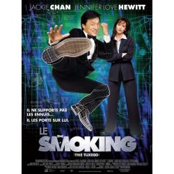 Affiche Le Smoking (Jacky Chan)