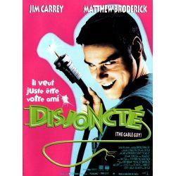 Affiche Disjoncté (Jim Carrey & Matthew Broderick)