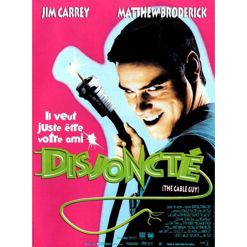 Affiche Disjoncté (Jim Carrey)
