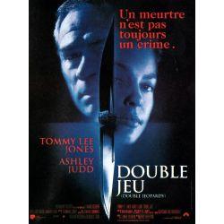 Affiche Double Jeu (Tommy Lee Jones)