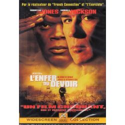 L'Enfer du Devoir (Tommy Lee Jones, Samuel L. Jackson) - DVD Zone 2