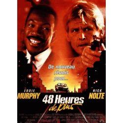 Affiche 48 heures de plus (Eddie Murphy)