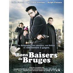 Affiche Bons Baisers de Bruges (Colin Farrell)