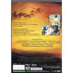 Lawrence d'Arabie (Peter O'Toole) - Double DVD Zone 2