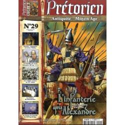 Prétorien n° 29 - L'infanterie après Alexandre