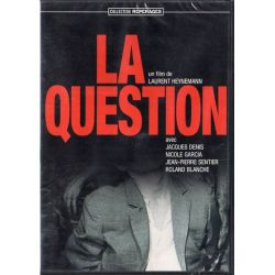 La Question (de Laurent Heynemann) - DVD Zone 2