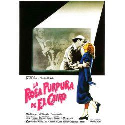 Affiche La Rose Pourpre du Caire (Collection Woody Allen)