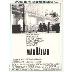 Affiche Manhattan (Collection Woody Allen)