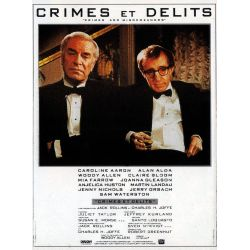 Crimes et Délits (Collection Woody Allen)