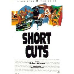 Affiche  Short Cuts - Les américains (de Robert Altman)