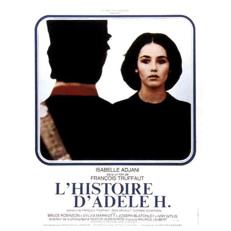Affiche L'Histoire d'Adèle H. (de François Truffaut)
