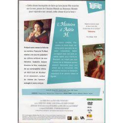 L'Histoire d'Adèle H. (de François Truffaut) - DVD Zone 2