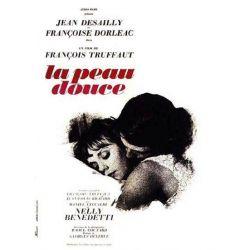 Affiche La Peau Douce (de François Truffaut)