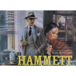 Affiche Hammett (de Wim Wenders)