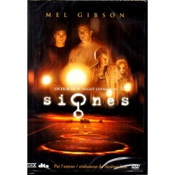 Signes (Mel Gibson) - DVD Zone 2