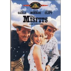 The Misfits (Les désaxés) - (de John Huston) - DVD Zone 2