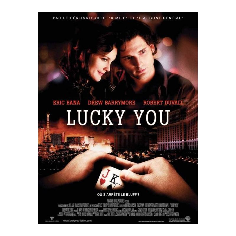 Affiche Lucky You (de Curtis Hanson)