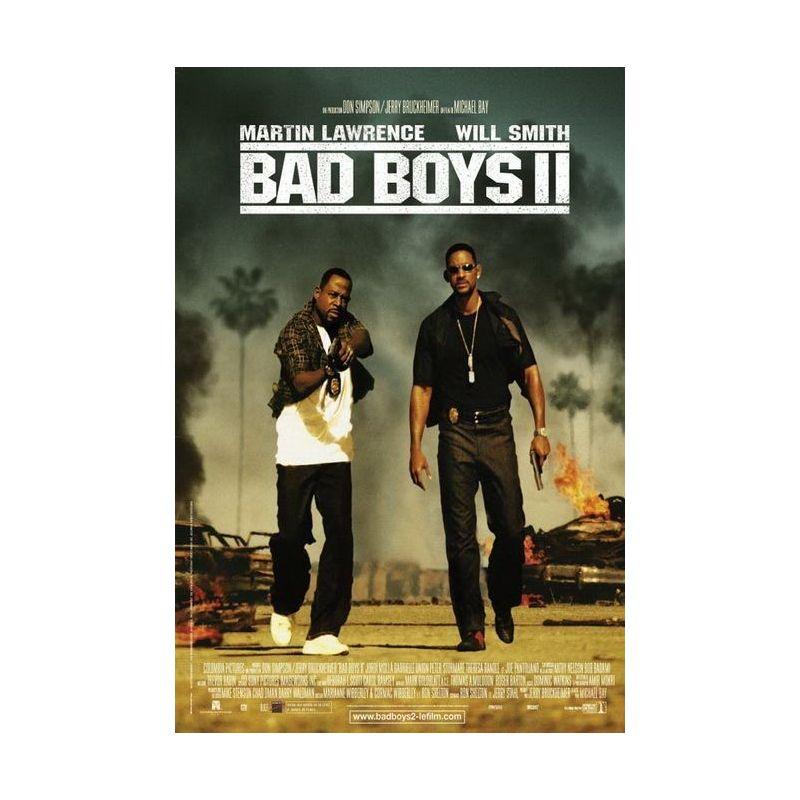 Affiche Bad Boys II - Bad Boys 2 (de Michael Bay)