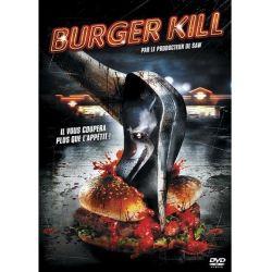 Affiche Burger Kill (de Shane Kuhn & Brendan Cowles)