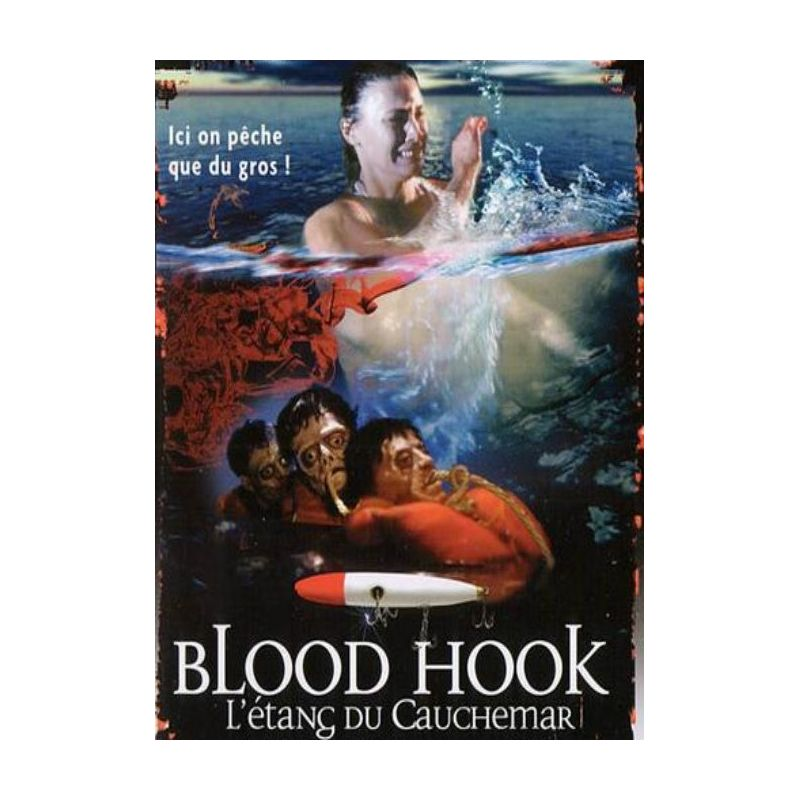 Blood Hook, l'Etang du Cauchemar