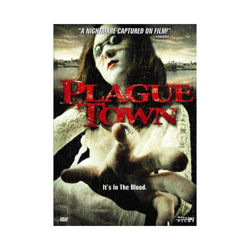 Plague Town - DVD Zone 2