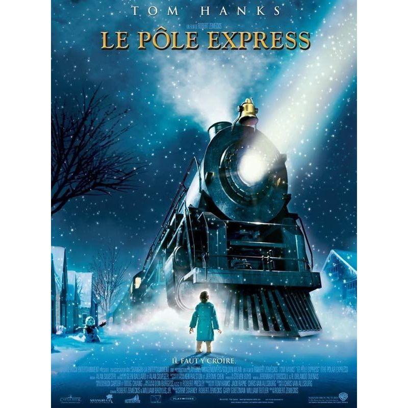 Affiche Le Pôle Express (de Robert Zemeckis)