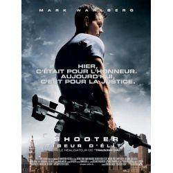 Affiche Shooter Tireur d'élite (avec Mark Wahlberg)