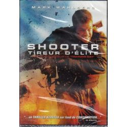 Shooter Tireur d'élite (avec Mark Wahlberg) - DVD Zone 2