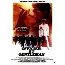 Affiche Officier et Gentleman (de Taylor Hackford)