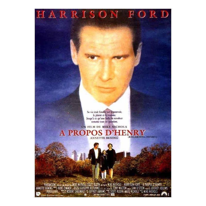 Affiche A Propos d'Henri (avec Harrison Ford)