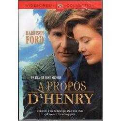 A Propos d'Henri (avec Harrison Ford) - DVD Zone 2