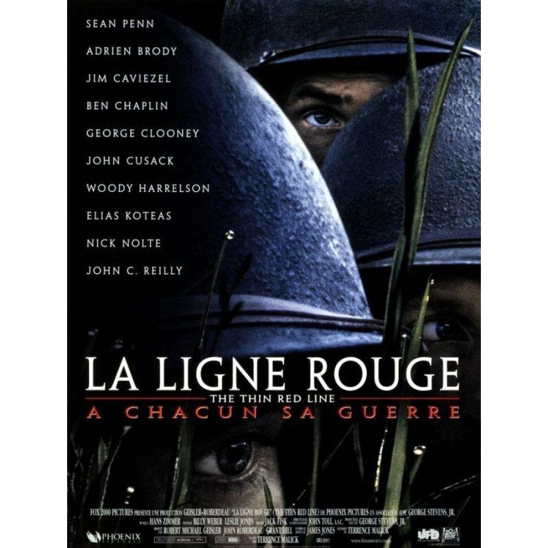 Affiche La Ligne Rouge (de Terrence Malick)