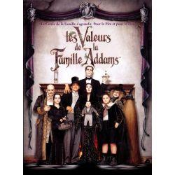 Affiche Les Valeurs de la Famille Addams (de Barry Sonnenfeld)