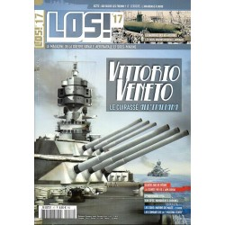 Los! n° 17 - Vittorio Veneto, le cuirassé All'italiana